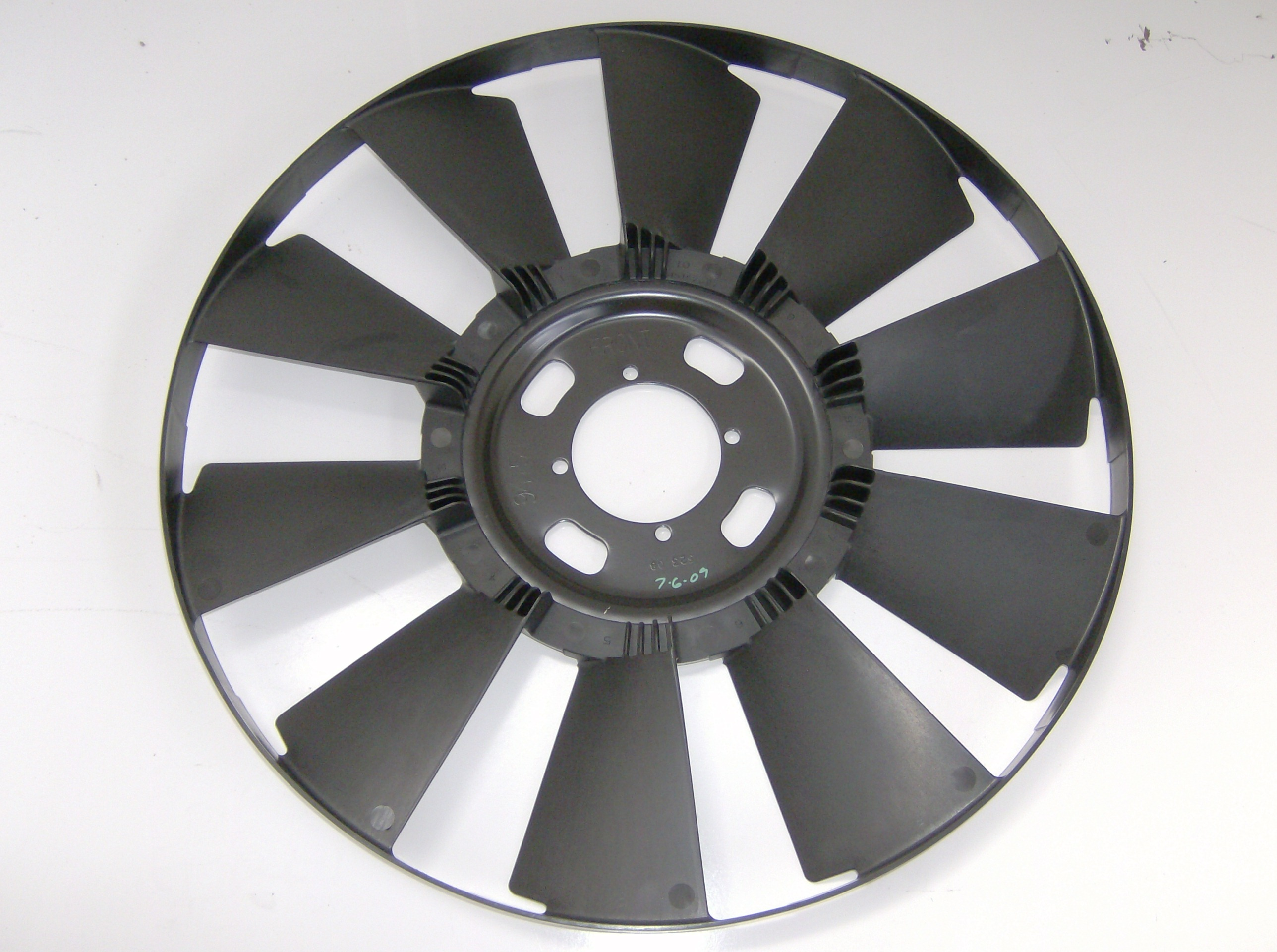 ENGINE COOLING FAN BLADE C4500 C5500 TOPKICK 8.1L #5B5A71