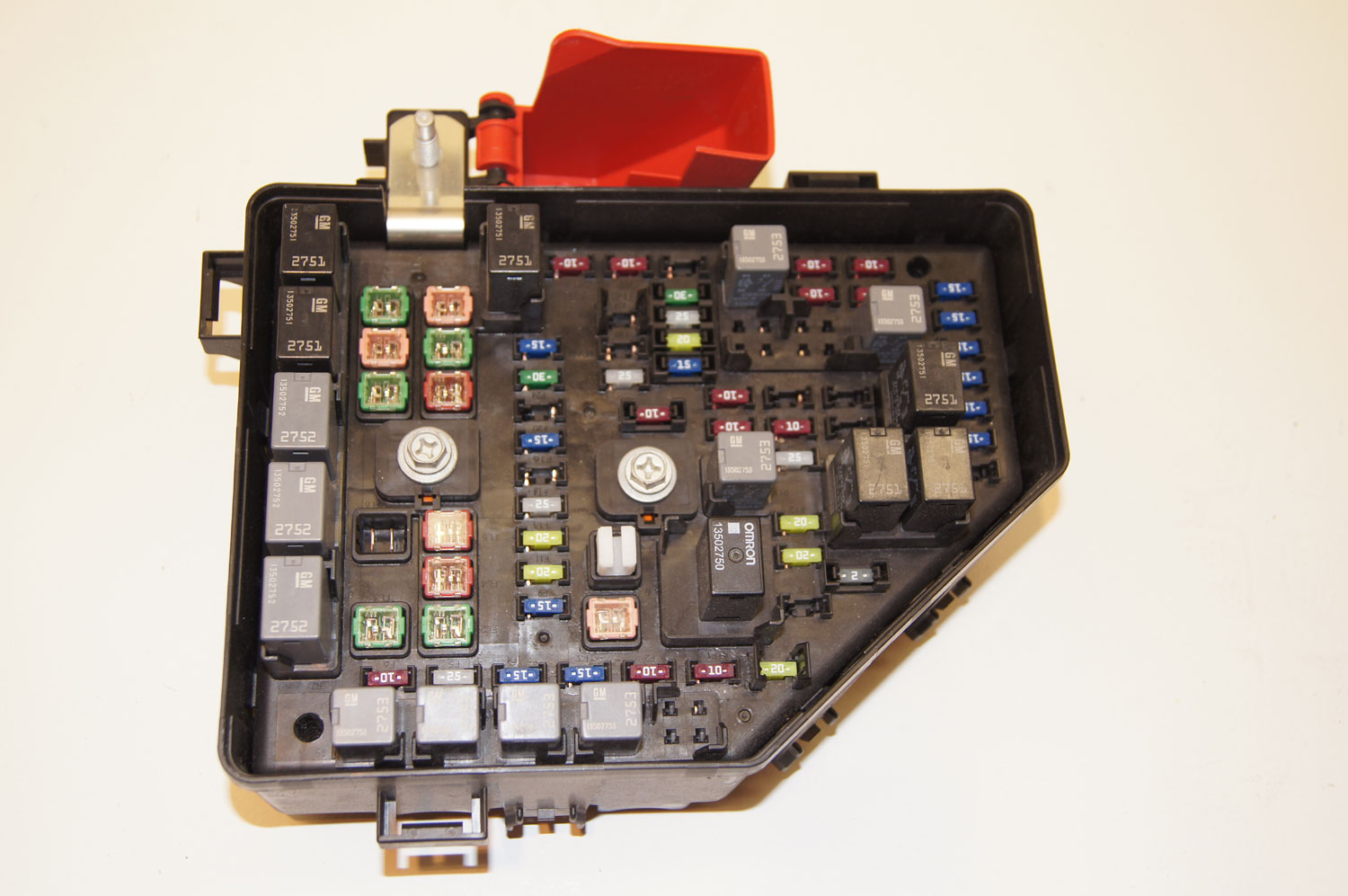 Mesmerizing 2010 Buick Lucerne Fuse Box Used Pictures - Best Image ...