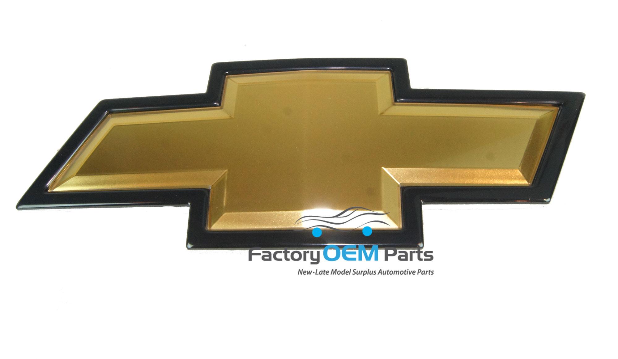 Genuine Chevrolet Chevy Bowtie Emblem HD Silverado 2500-3500 Grille 1500 Swap | eBay